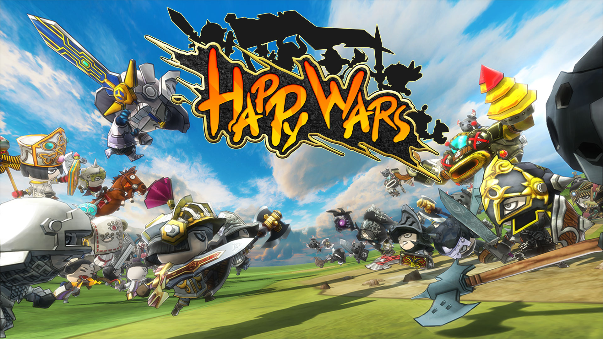 HQ Happy Wars Wallpapers | File 514.45Kb
