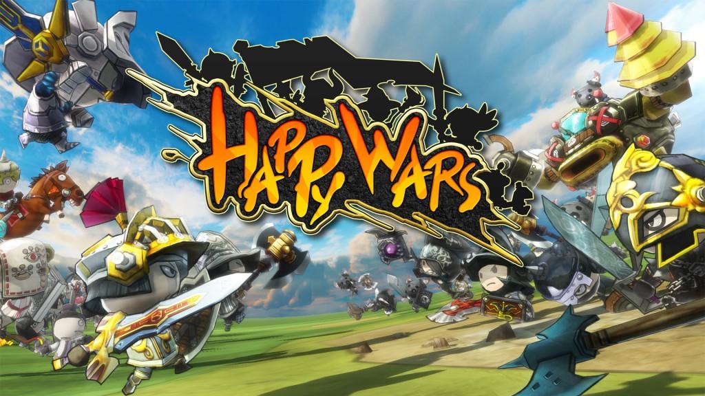 1024x576 > Happy Wars Wallpapers