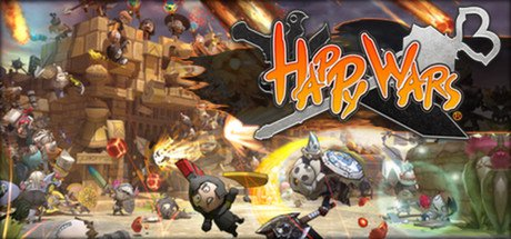 Nice wallpapers Happy Wars 460x215px