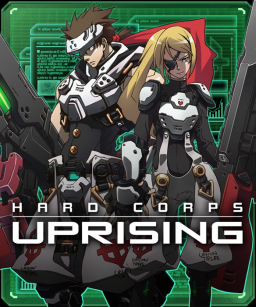 Hard Corps: Uprising #10