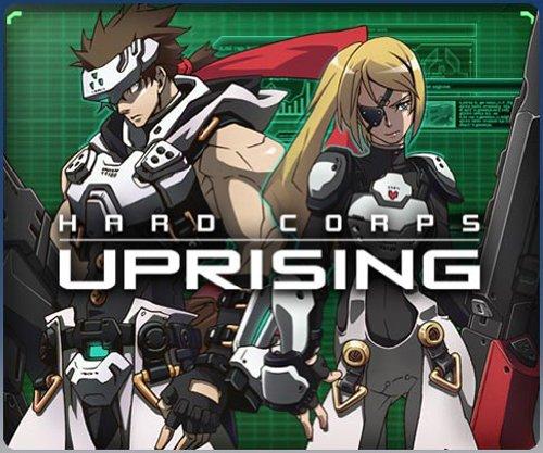 Hard Corps: Uprising #8