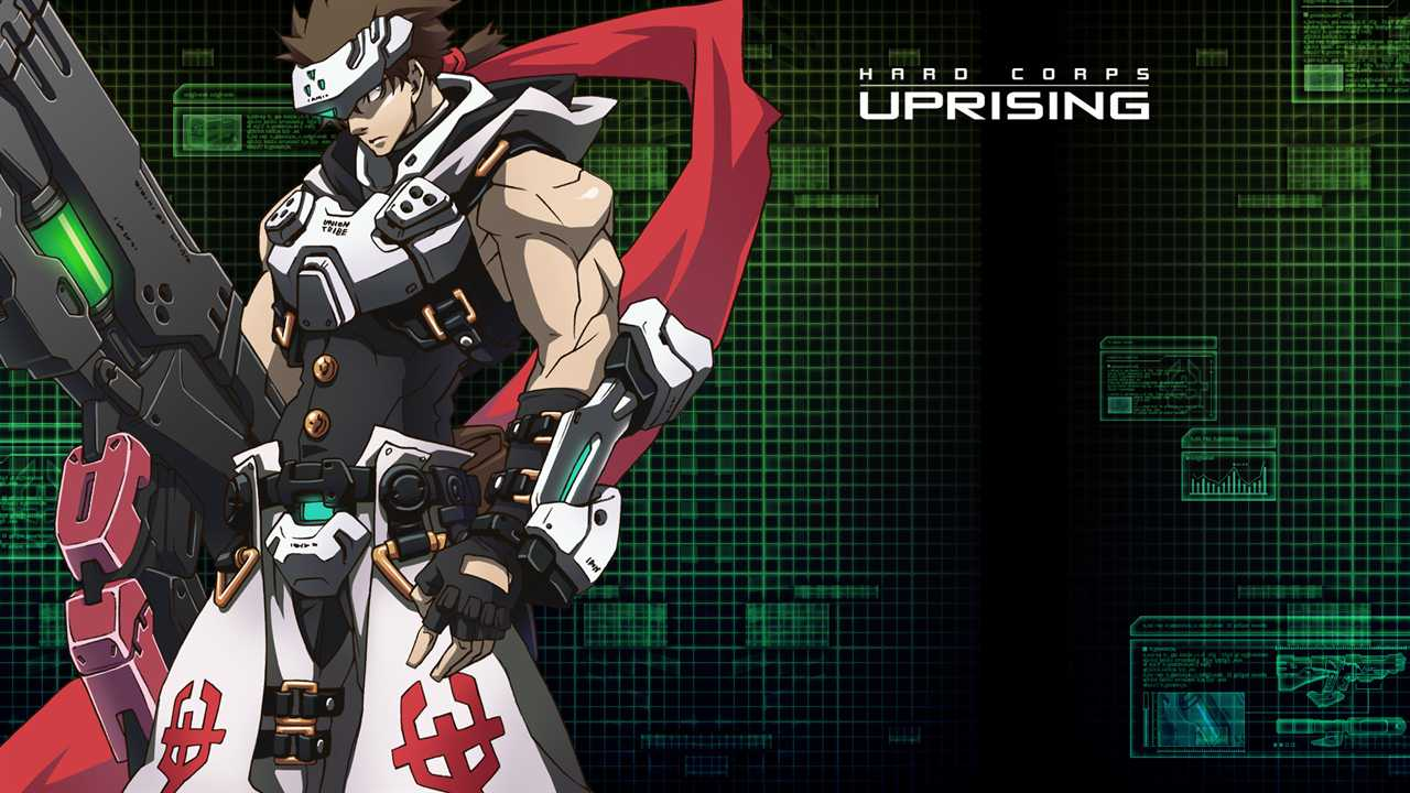 Nice wallpapers Hard Corps: Uprising 1280x720px