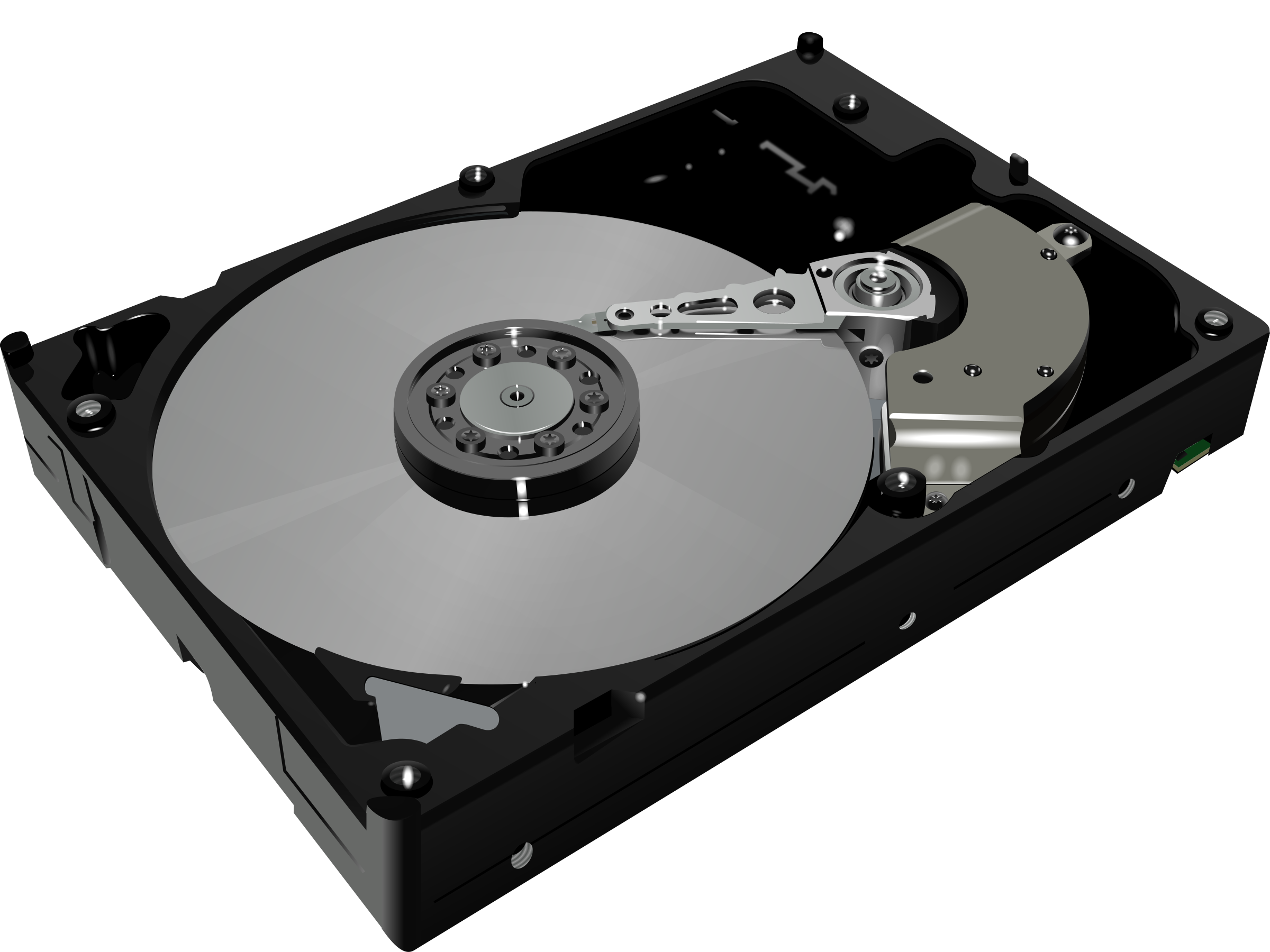 2400x1800 > Hard Disk Drive Wallpapers