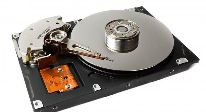 Hard Disk Drive Backgrounds on Wallpapers Vista
