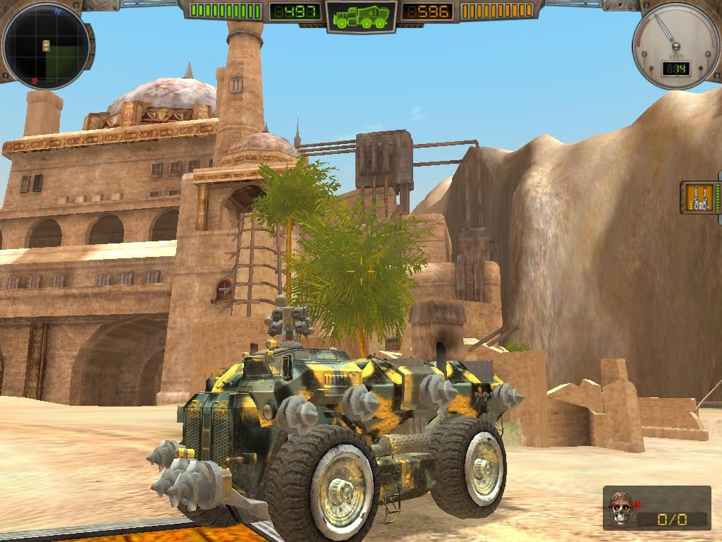 Hard Truck: Apocalypse Rise Of Clans   Ex Machina: Meridian  HD wallpapers, Desktop wallpaper - most viewed