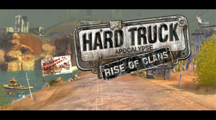 Nice Images Collection: Hard Truck: Apocalypse Rise Of Clans   Ex Machina: Meridian  Desktop Wallpapers