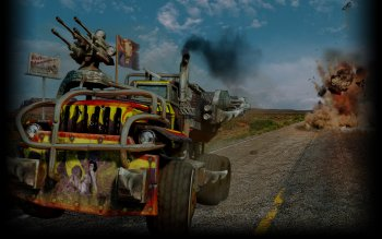 Hard Truck: Apocalypse Rise Of Clans   Ex Machina: Meridian  Pics, Video Game Collection