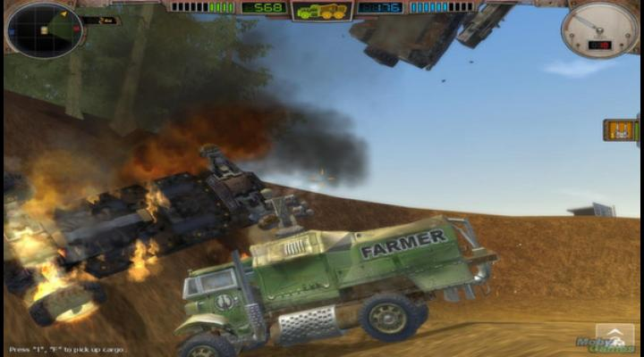 Images of Hard Truck: Apocalypse Rise Of Clans   Ex Machina: Meridian  | 720x400