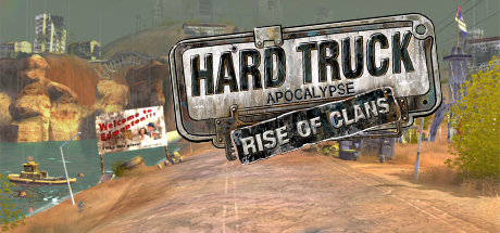 Nice wallpapers Hard Truck: Apocalypse Rise Of Clans   Ex Machina: Meridian  460x215px
