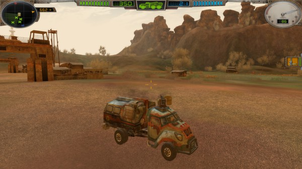 Hard Truck: Apocalypse Rise Of Clans   Ex Machina: Meridian  Backgrounds on Wallpapers Vista