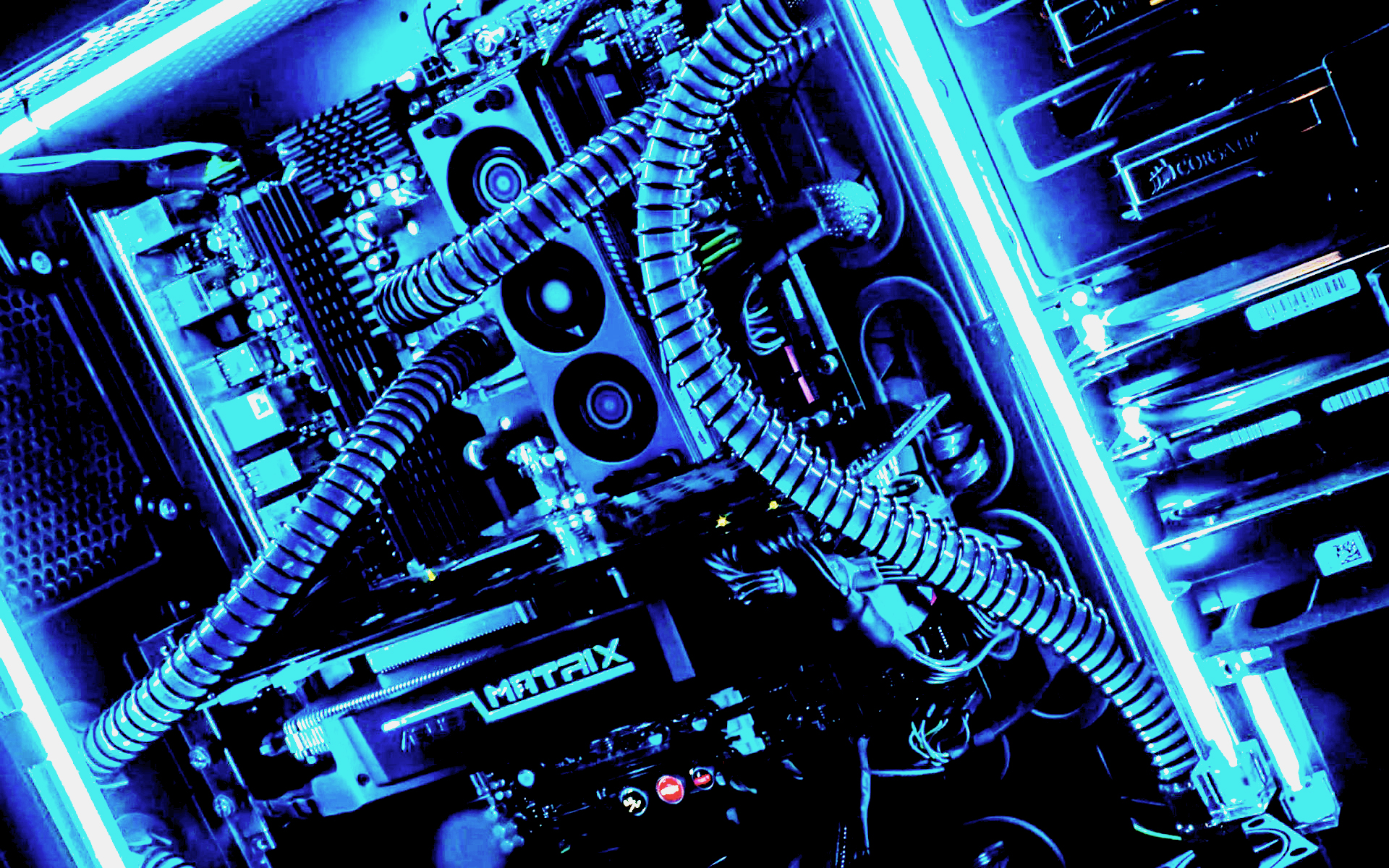 Hardware High Quality Background on Wallpapers Vista