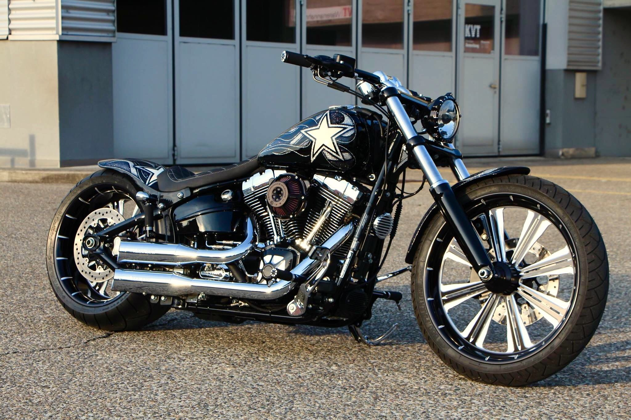 Nice wallpapers Harley Davidson 2048x1365px