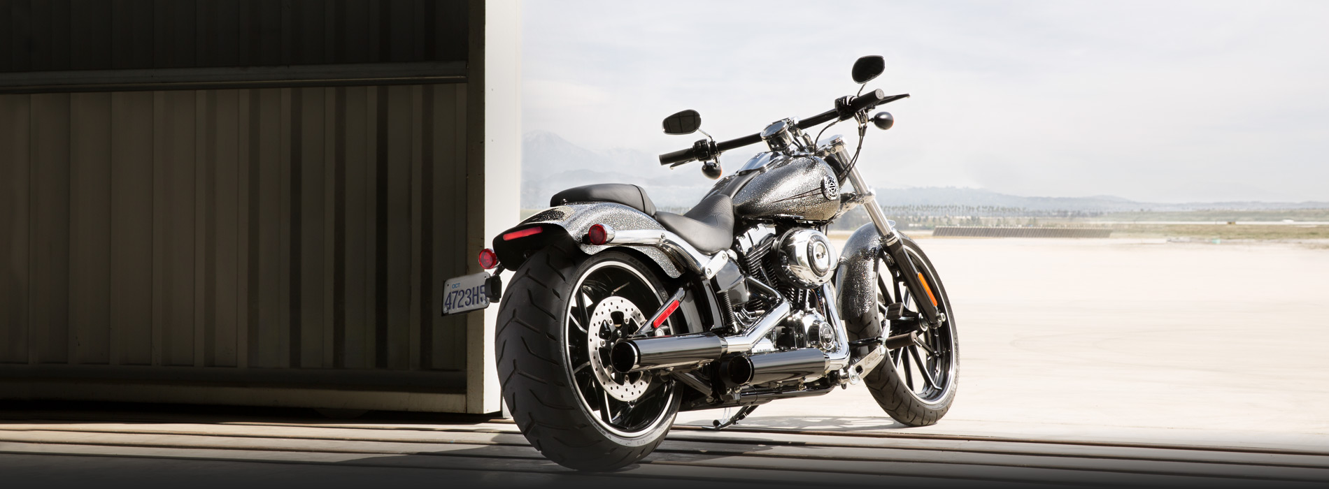 Nice wallpapers Harley-Davidson Breakout 1900x700px
