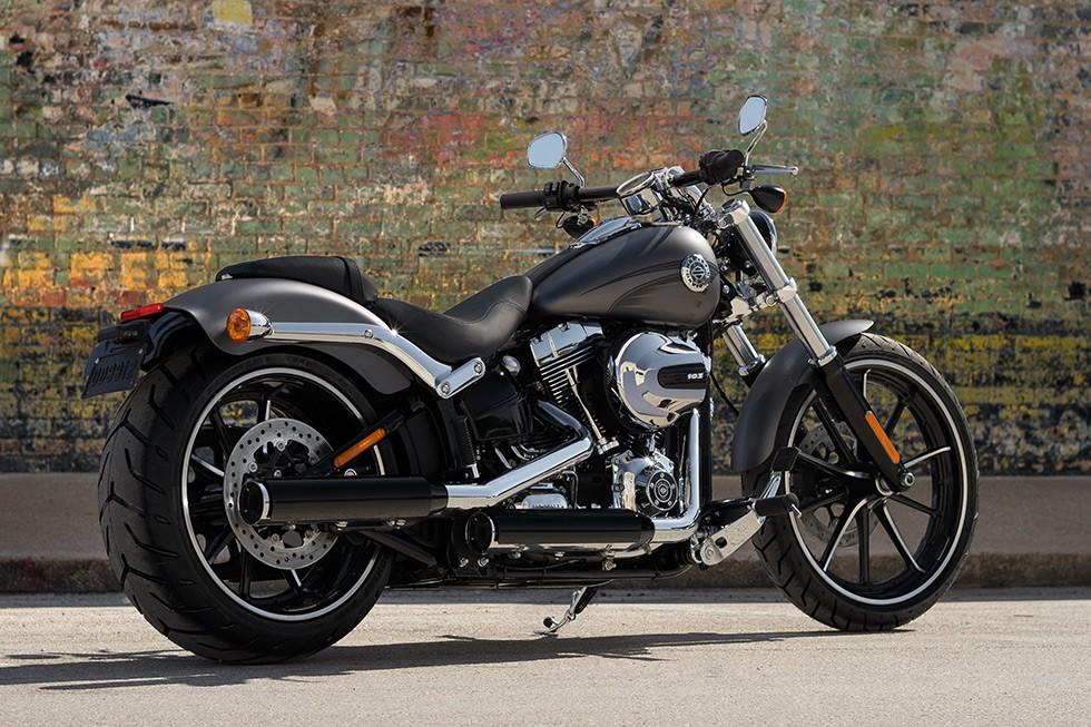 High Resolution Wallpaper | Harley-Davidson Breakout 980x653 px