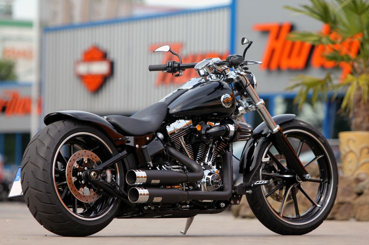 High Resolution Wallpaper | Harley-Davidson Breakout 736x490 px