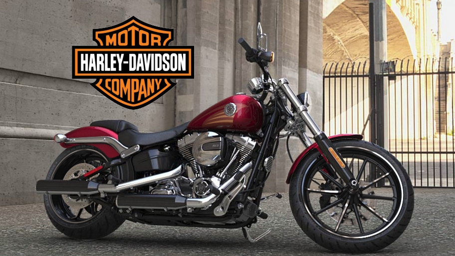 High Resolution Wallpaper | Harley-Davidson Breakout 912x513 px