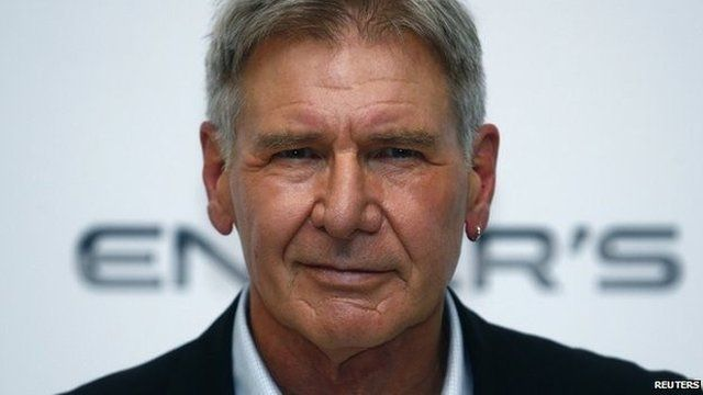 Nice wallpapers Harrison Ford 640x360px