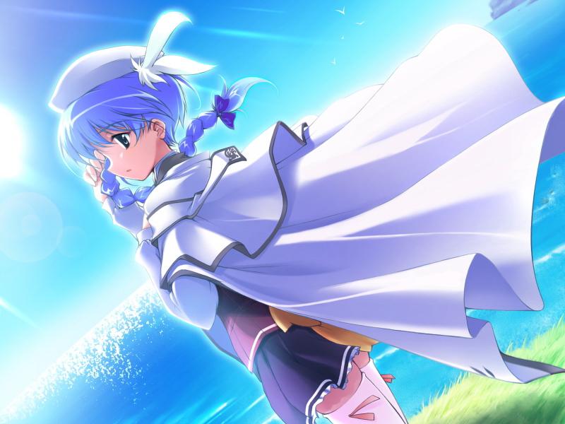 HD Quality Wallpaper | Collection: Anime, 800x600 Haruka Ni Aogi, Uruwashi No