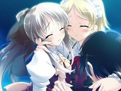 Haruka Ni Aogi, Uruwashi No Backgrounds, Compatible - PC, Mobile, Gadgets| 240x180 px