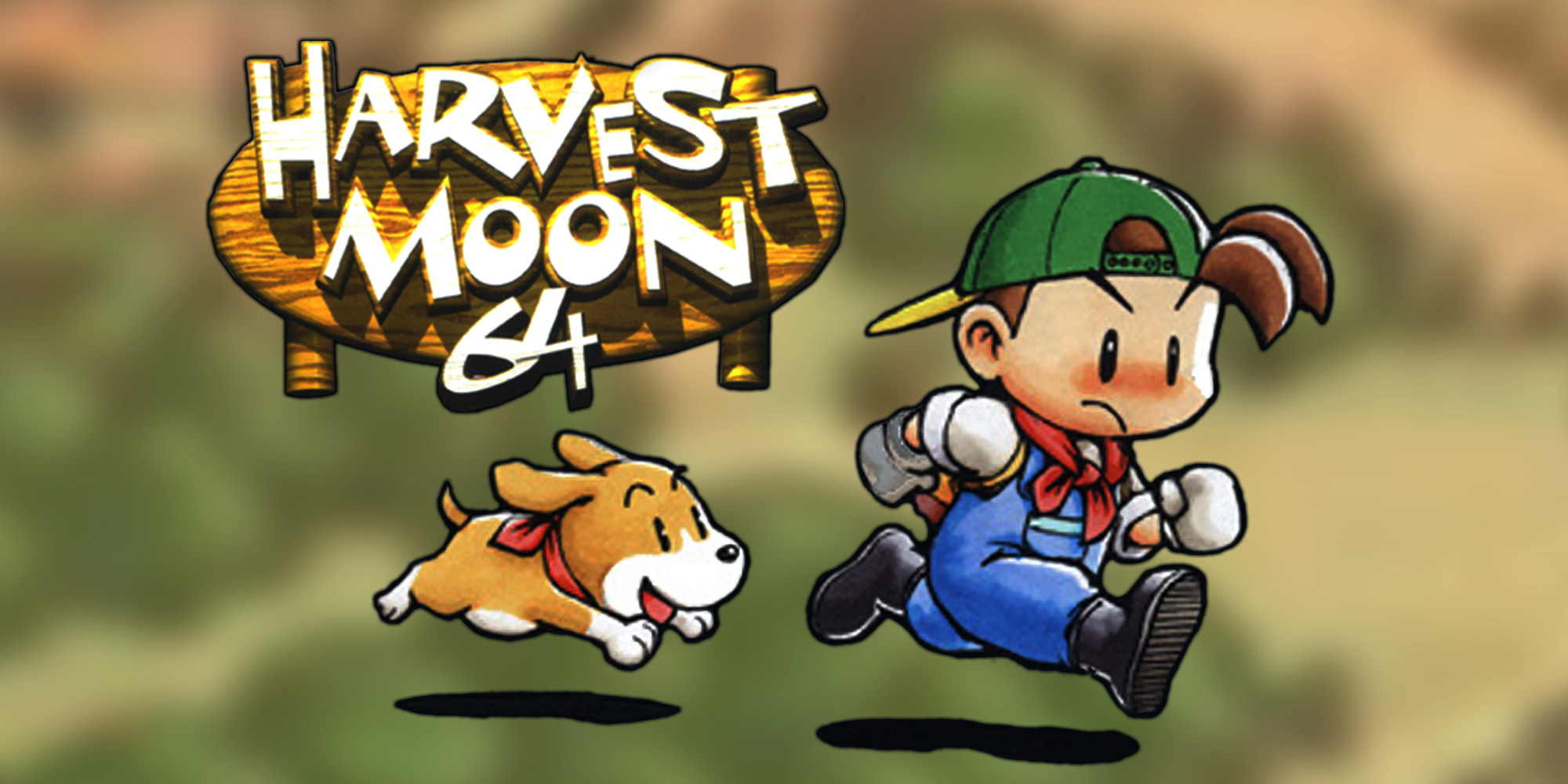 Harvest Moon 64 High Quality Background on Wallpapers Vista