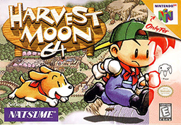 Harvest Moon 64 Pics, Video Game Collection