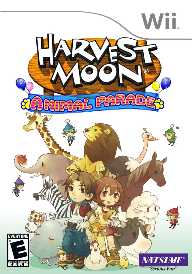 HQ Harvest Moon: Animal Parade Wallpapers | File 303.87Kb