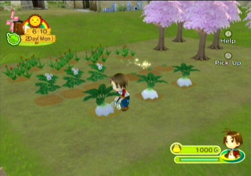 Harvest Moon: Animal Parade Backgrounds on Wallpapers Vista