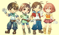 Harvest Moon: Animal Parade High Quality Background on Wallpapers Vista