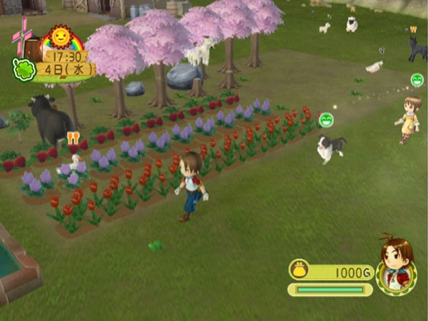Images of Harvest Moon: Animal Parade | 600x450