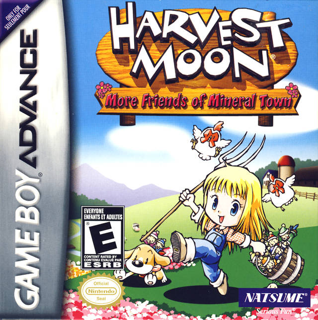 Amazing Harvest Moon: Friends Of Mineral Town Pictures & Backgrounds