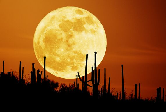 Images of Harvest Moon | 570x385