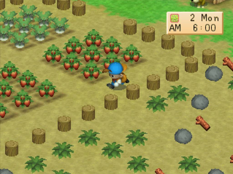 HQ Harvest Moon Wallpapers | File 298.31Kb