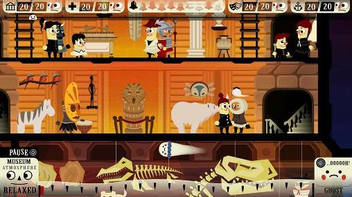 Haunt The House: Terrortown Backgrounds, Compatible - PC, Mobile, Gadgets| 508x285 px