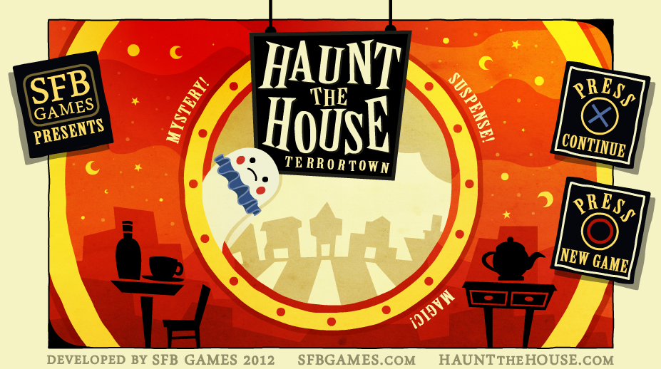 Haunt The House: Terrortown HD wallpapers, Desktop wallpaper - most viewed