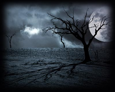 Nice Images Collection: Haunted Desktop Wallpapers