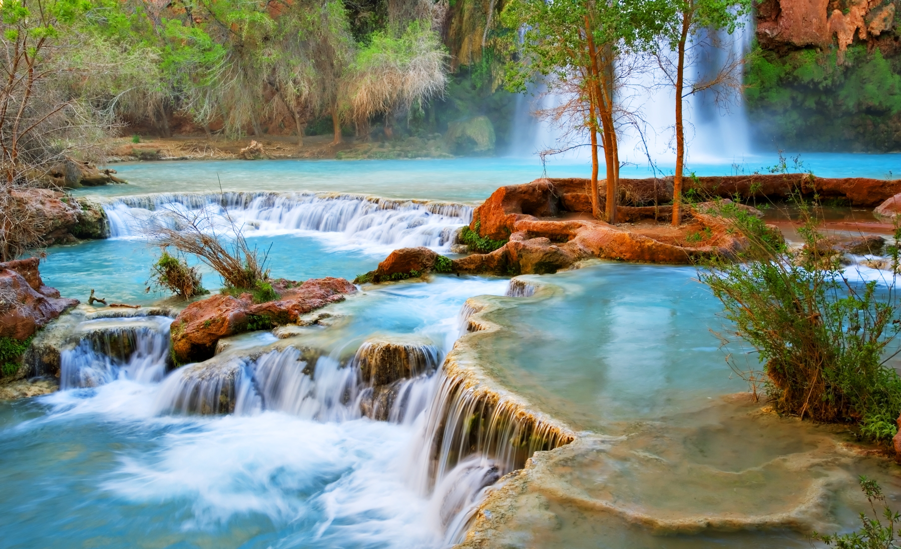 Amazing Havasu Falls Pictures & Backgrounds