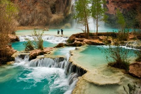 Havasu Falls HD wallpapers, Desktop wallpaper - most viewed