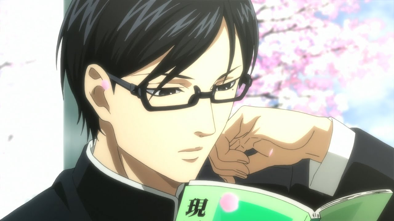 Haven't You Heard? I'm Sakamoto Pics, Anime Collection