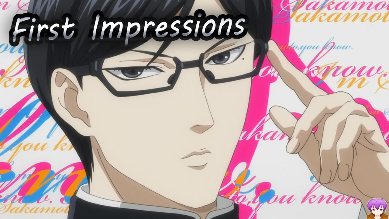 HQ Haven't You Heard? I'm Sakamoto Wallpapers | File 141.64Kb