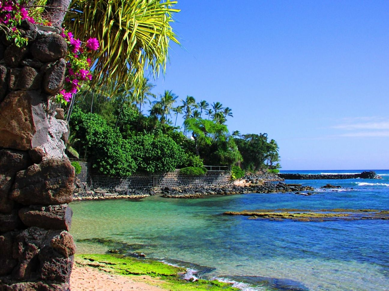 Hawaii Backgrounds, Compatible - PC, Mobile, Gadgets| 1296x972 px
