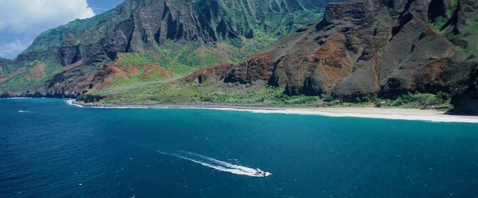 HD Quality Wallpaper | Collection: Earth, 980x406 Hawaii