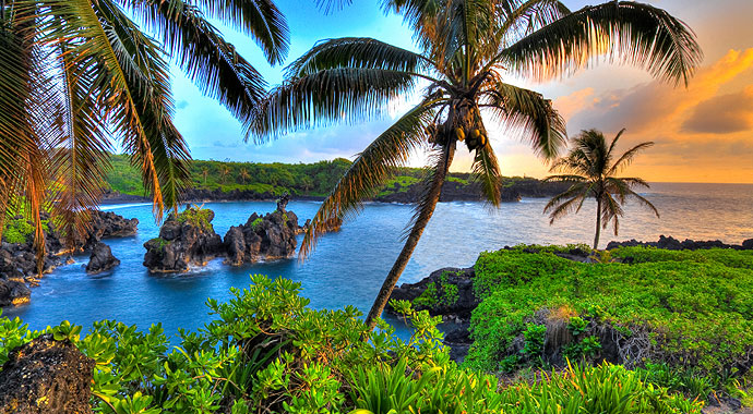 Hawaii Backgrounds on Wallpapers Vista