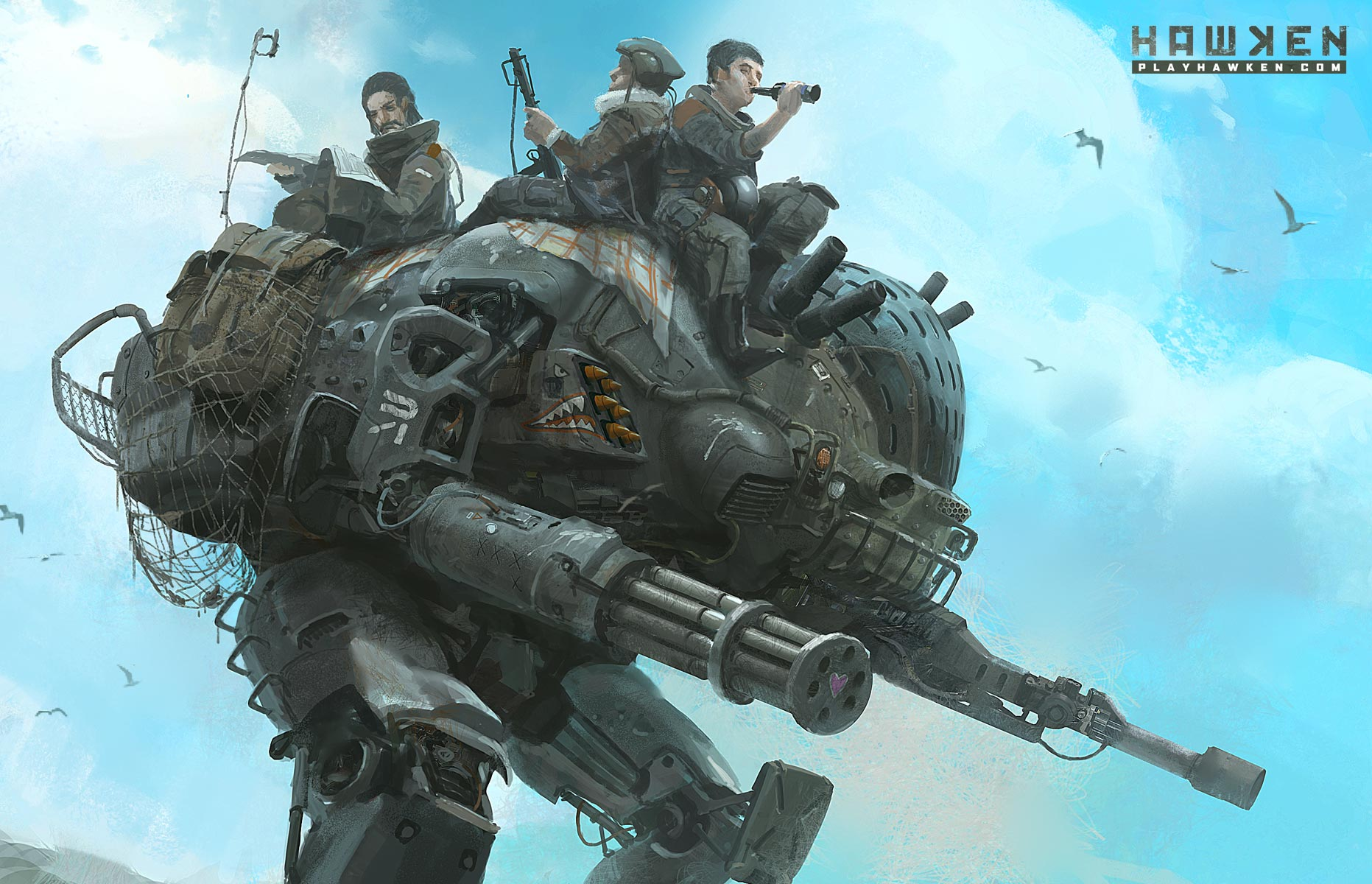 Hawken High Quality Background on Wallpapers Vista