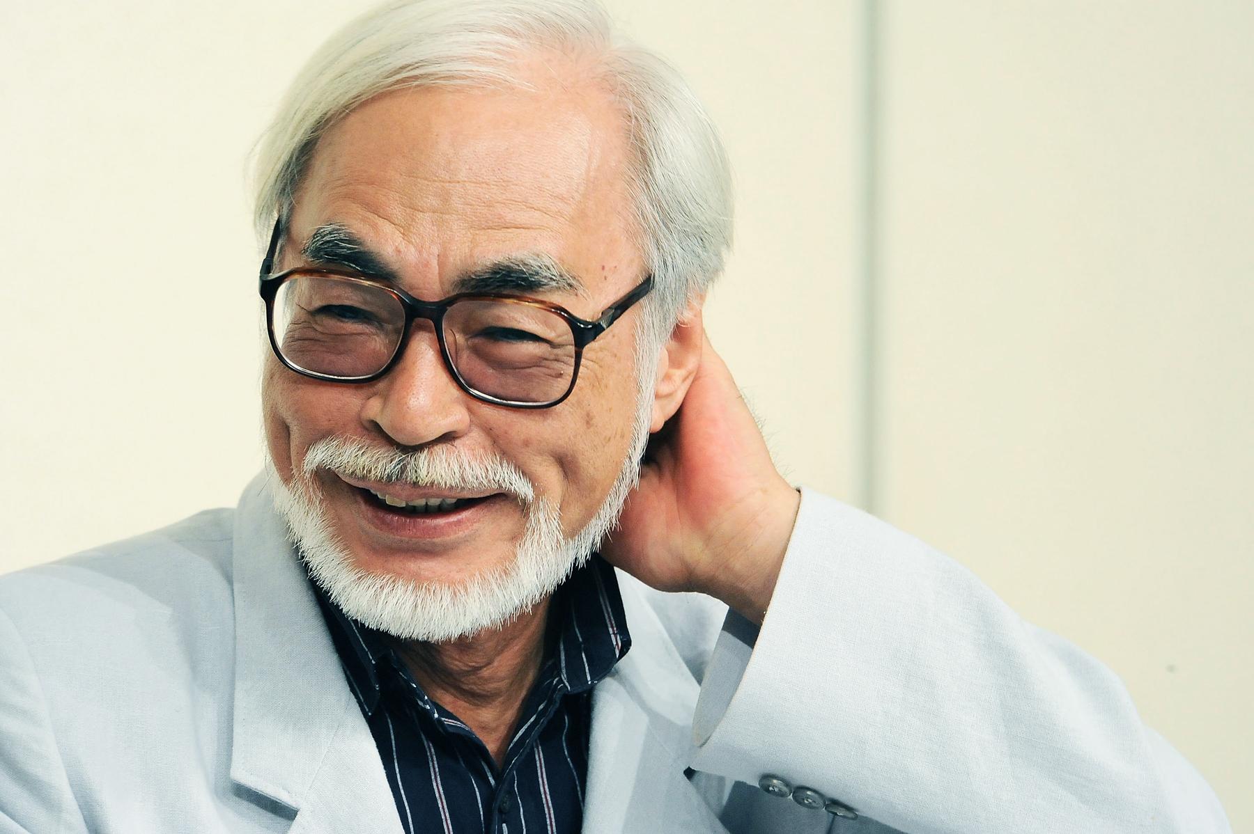 High Resolution Wallpaper | Hayao Miyazaki 1800x1198 px