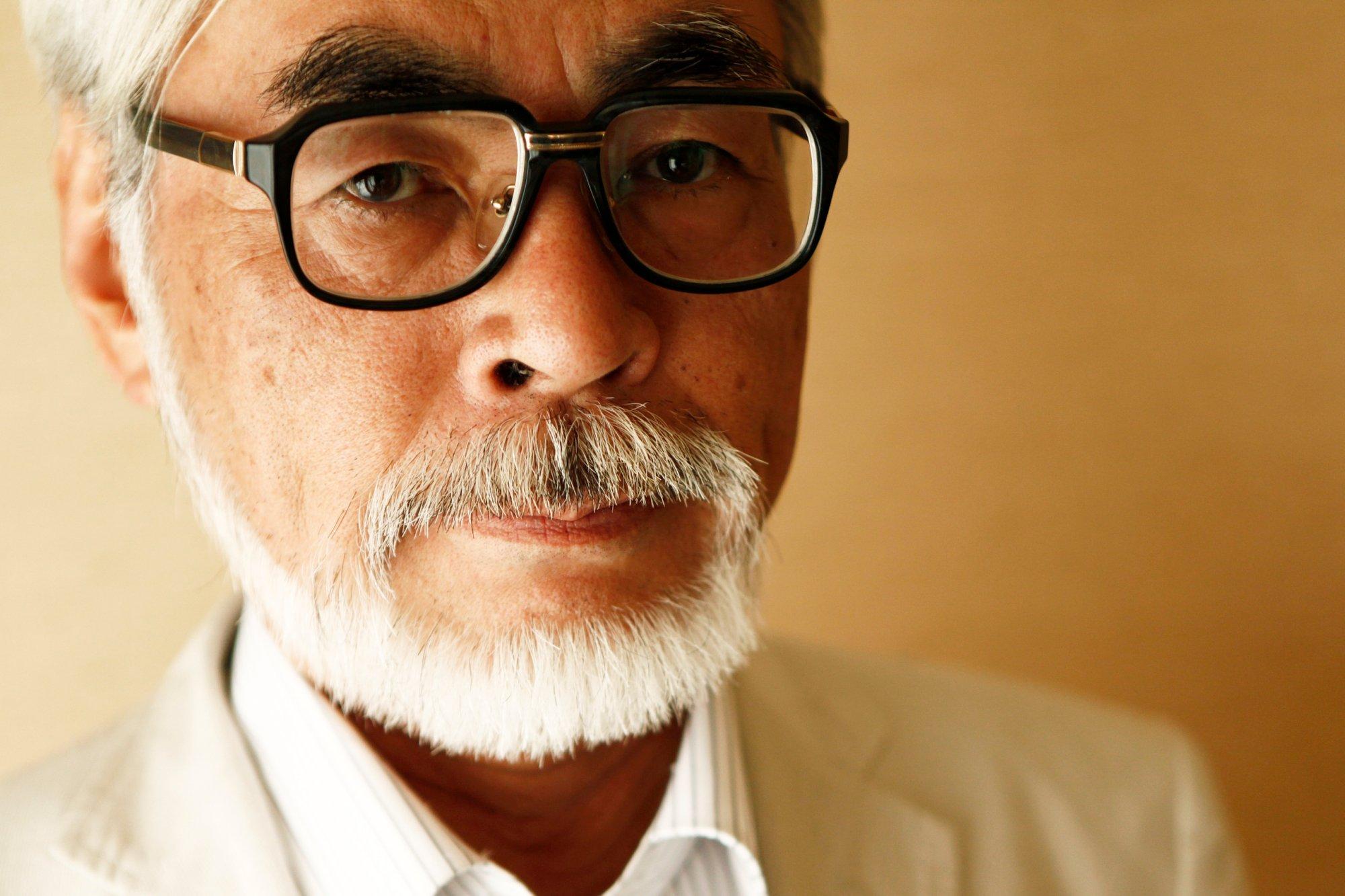 Hayao Miyazaki High Quality Background on Wallpapers Vista