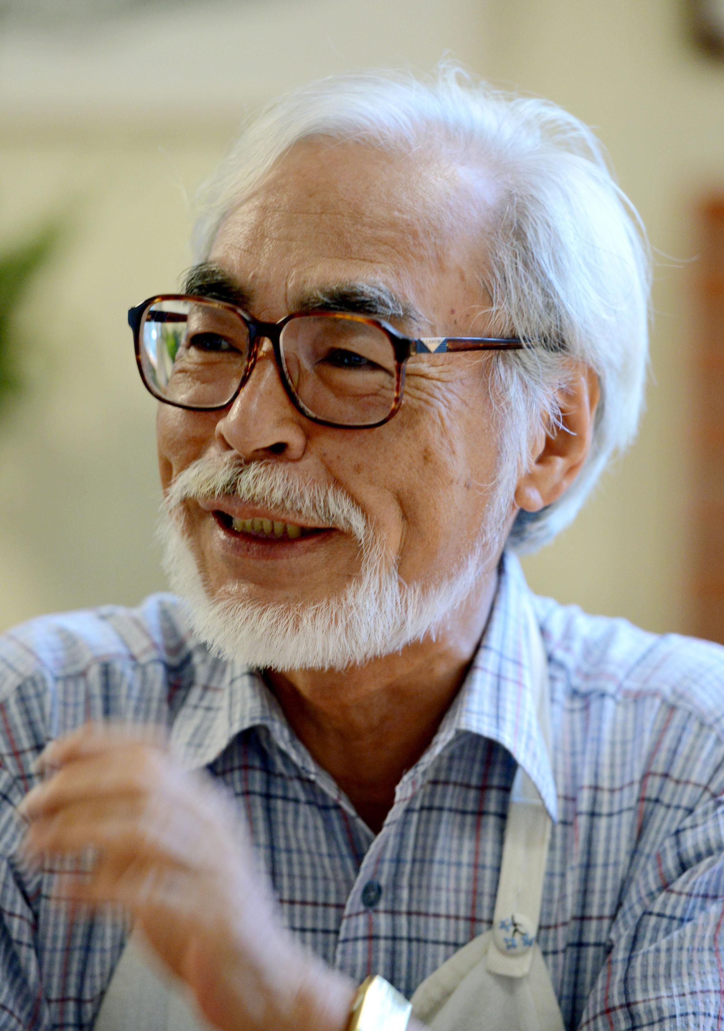 HQ Hayao Miyazaki Wallpapers | File 787.34Kb