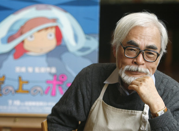 HQ Hayao Miyazaki Wallpapers | File 51.38Kb