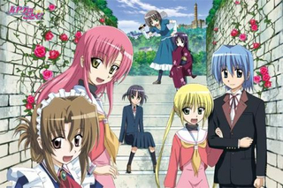 Hayate The Combat Butler Backgrounds, Compatible - PC, Mobile, Gadgets| 320x213 px
