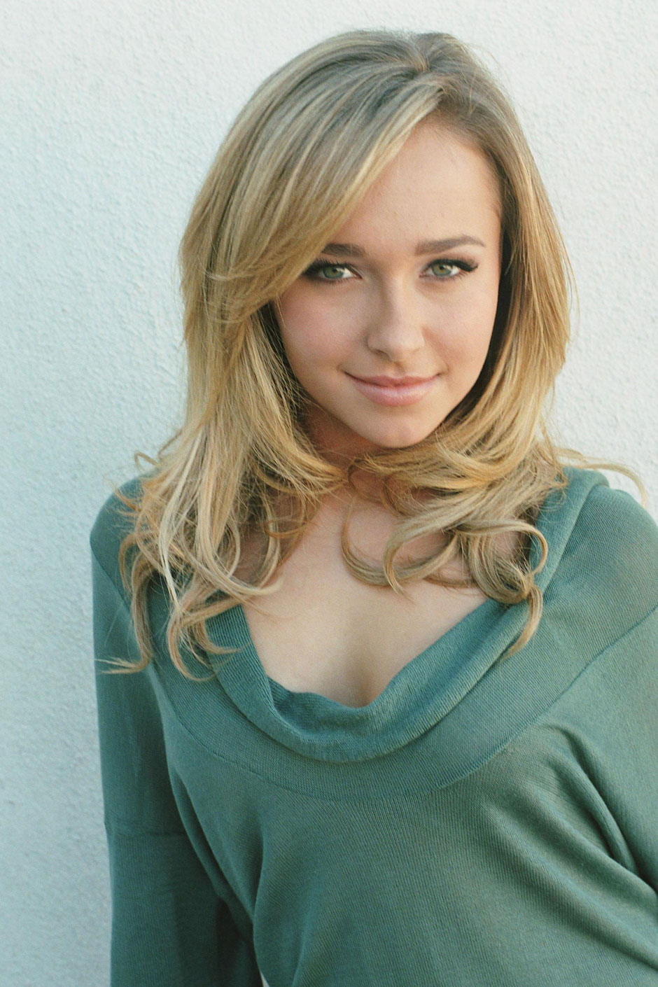 Nice Images Collection: Hayden Panettiere Desktop Wallpapers