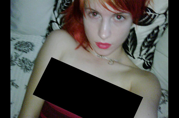 Girl from paramore naked picture